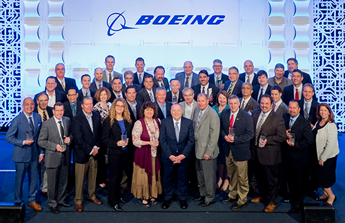 Bastion Receives Boeing Excellence in Advocacy Award