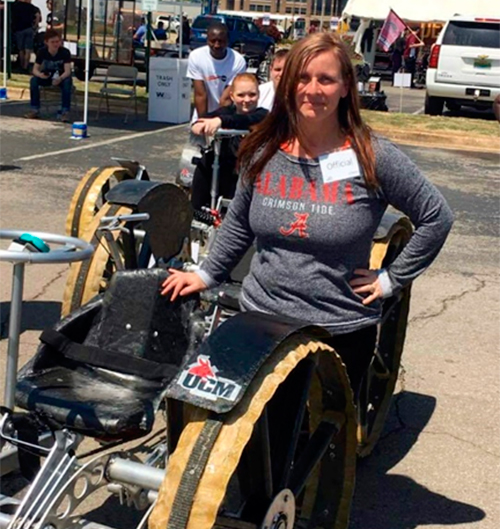 Bastion's Carla Shackelford, Supports Recent NASA Human Exploration Rover Challenge